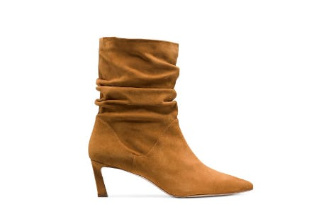 The Demibenatar Bootie from STUART WEITZMAN
