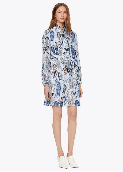 Deneuve Dress from Tory Burch