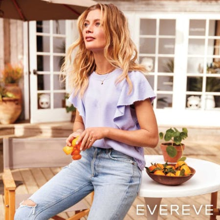 Get Styled in the Latest Trends from Evereve
