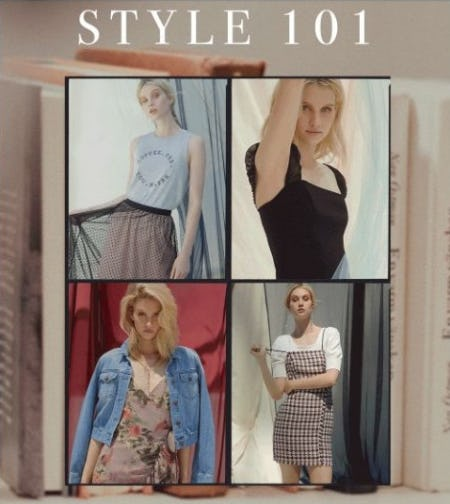 Style 101 from BCBG