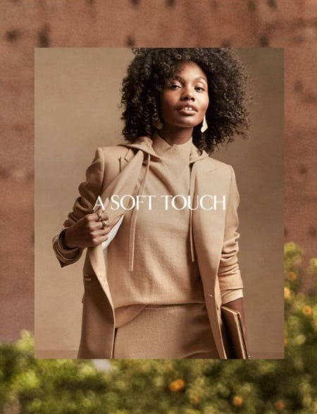 Luxury Styles: Cashmere Edition from Banana Republic