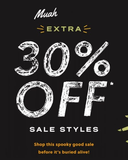 Extra 30% Off Sale Styles from Fossil