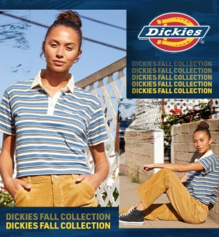 Dickies Fall Collection from Tillys