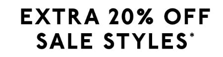 Extra 20% Off Sale Styles from Madewell