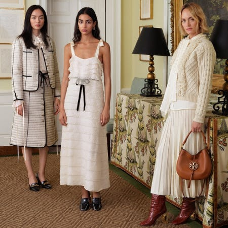 The Neutrals from Tory Burch