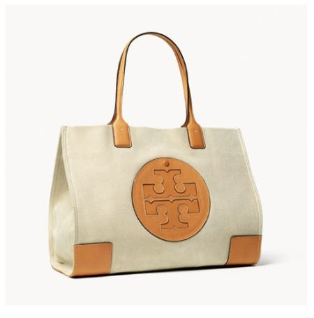 The Ella Tote from Tory Burch