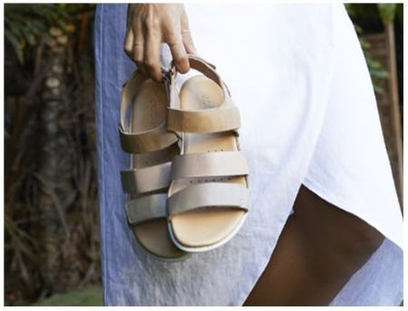 ECCO Sandal Styles