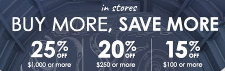 Buy More, Save More from Pottery Barn Kids