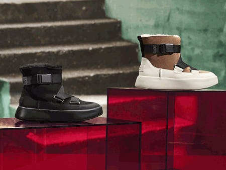 The Classic Revolution Collection from Ugg