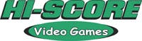 Hi-Score Video Games Logo
