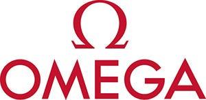 オメガ Logo