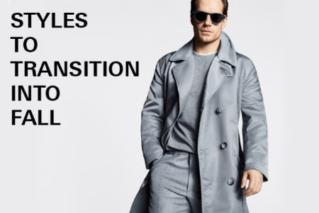Fall Transition Styles from Boss