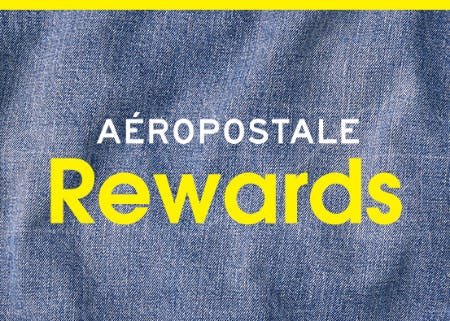 Aeropostale Rewards from Aéropostale