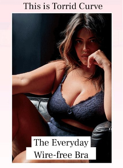 The Everyday Wire-Free Bra
