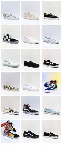 New Arrival VANS from Zumiez