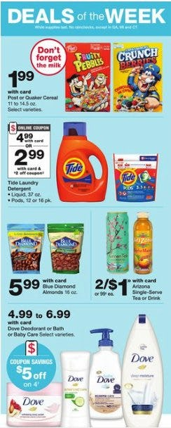 Deal of the Week from Walgreens