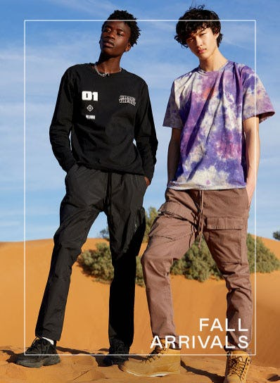 New Fall Arrivals from PacSun
