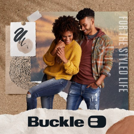 Fall Closet Refresh from Buckle