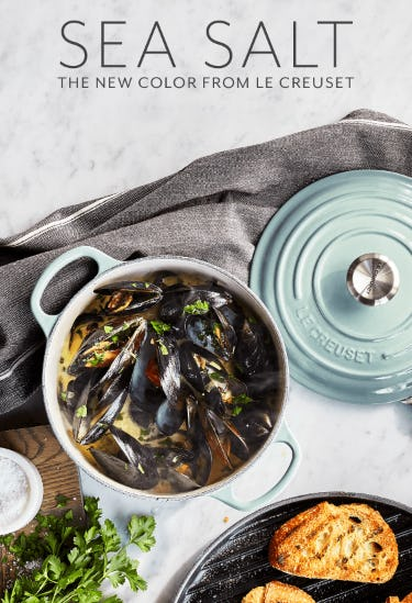 The New Color From Le Creuset from Sur La Table