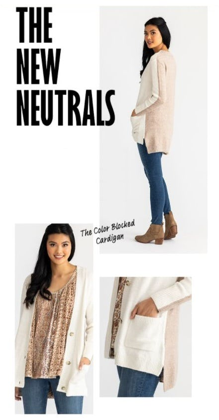Meet the New Neutrals