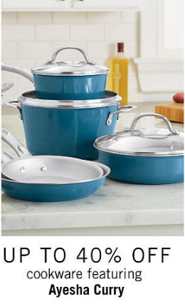 Up to 40% Off Cookware from Belk