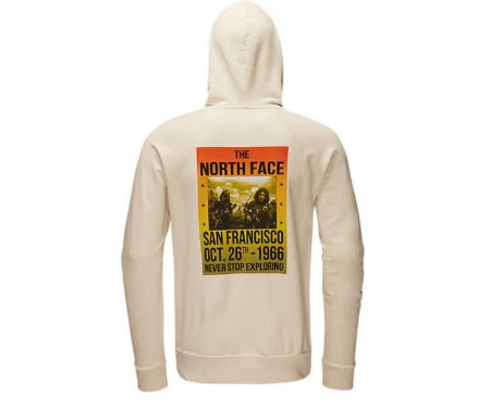 Men's Cali Roots Full Zip Hoodie
