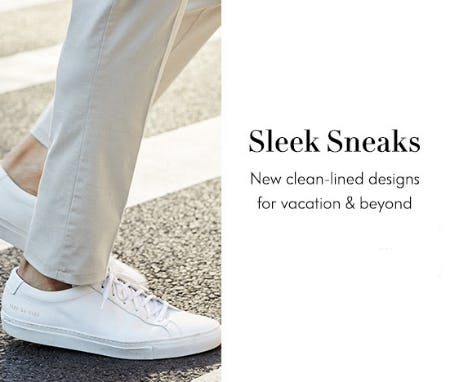 Sleek Sneaks
