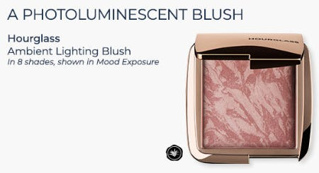 Hourglass Ambient Lighting Blush from Bluemercury