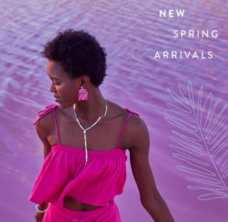 New Spring Arrivals from Kendra Scott