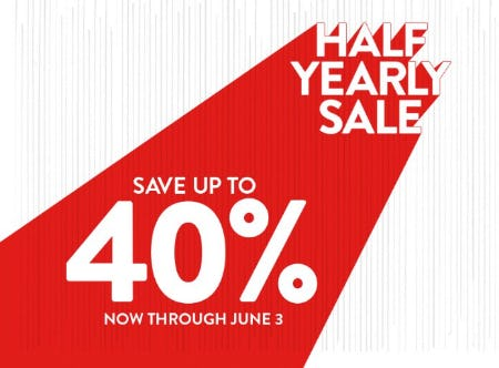 Half-Yearly Sale up to 40% Off from Nordstrom