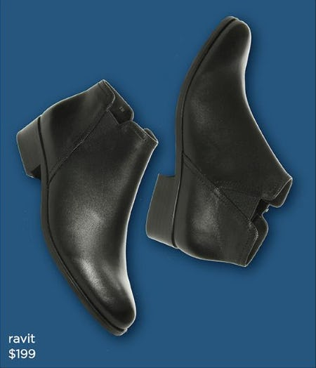 Little Black (Ankle) Boots from Marmi