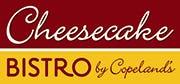 Copeland's Cheesecake Bistro             Logo