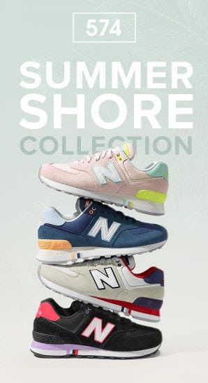 574 Summer Shore Collection from New Balance