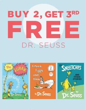 B2G3 Free Dr. Seuss
