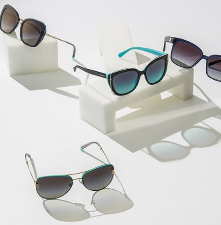 Introducing Tiffany Sunglasses from Solstice Sunglass Boutique
