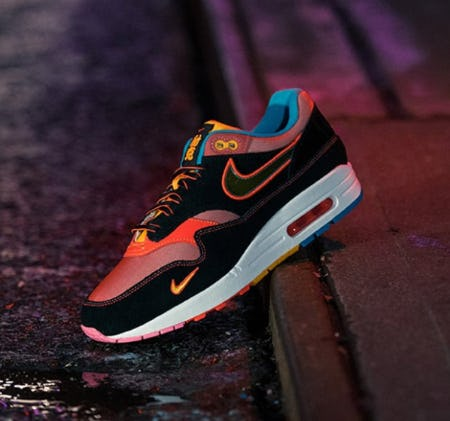 "The Air Max 1 ""CNY"" Now Available"