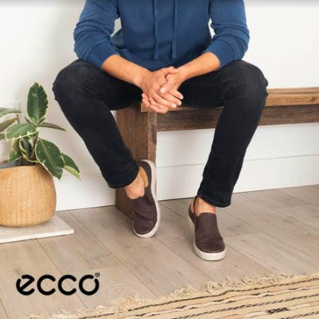 50% Select Soft 7 Styles and Additional 40% Off Sale from ECCO