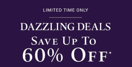 Dazzling Deals