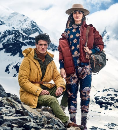Outerwear Statements from Scotch & Soda