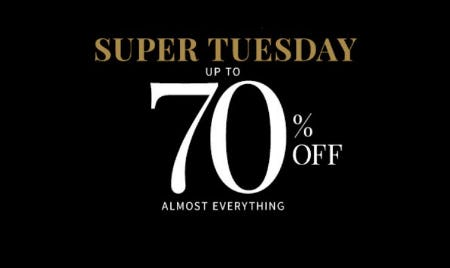 Up to 70% Off Almost Everything from Jos. A. Bank