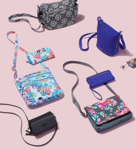 Our Crossbody Bags from Vera Bradley