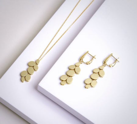 The Toscano Italian Gold Collection from Ben Bridge Jeweler
