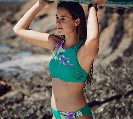New Swim is Here for Spring Getaways from Athleta