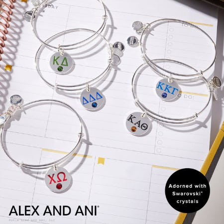 New Sorority Charms
