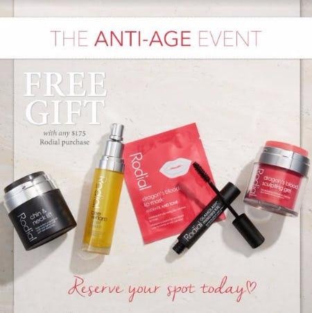 Rodial Anti-Age Event
