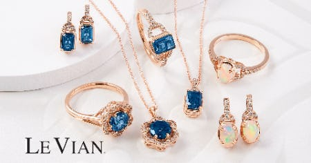 Le Vian Trunk Show from Boscov's