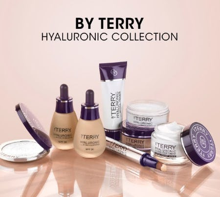 New: By Terry Hyaluronic Collection from Bloomingdale's