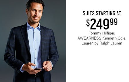 33908096c Suits Starting at $249.99 at Men's Wearhouse and Tux | Lynnhaven Mall
