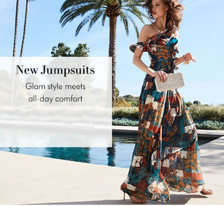 New Jumpsuits from Neiman Marcus
