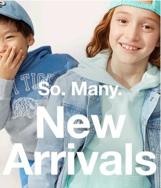 Shop New Arrivals from Gap